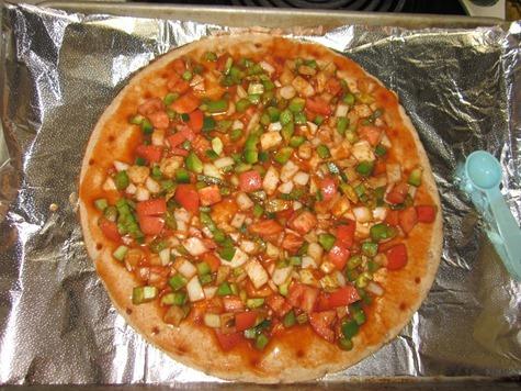 mexican enchilada pizza 122