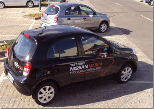 Nissan March[3
