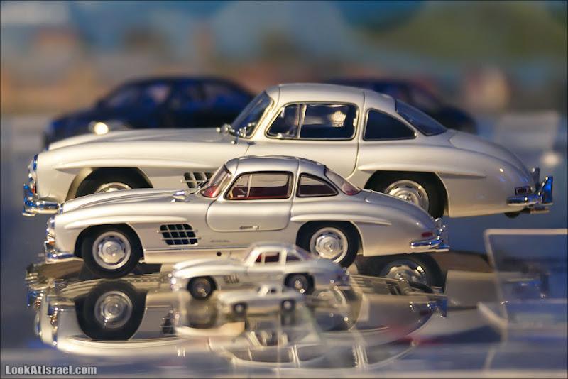 О любви к прекрасной Mercedes