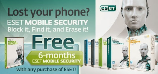 Eset Mobile Security 6 Months