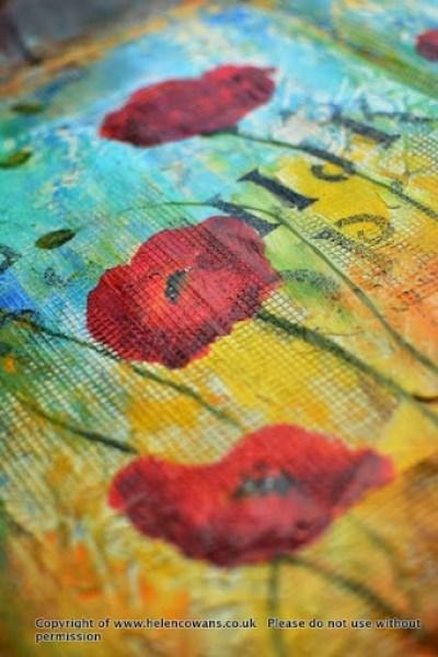 Wk 6 d Poppies Helen Cowans