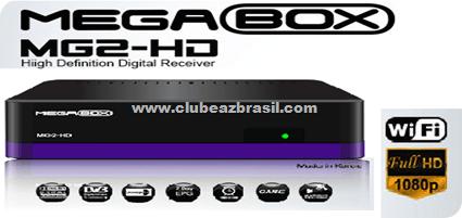 MEGABOX MG2 HD SATELITE