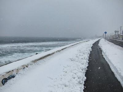 聖地巡礼記事:ノエイン もうひとりの君へ@函館 冬編~あのOPをもう一度~