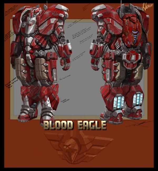 Tribes Ascend Blood Eagle