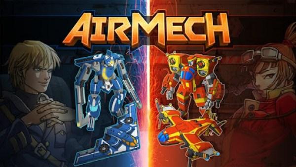 AirMechWallpaper