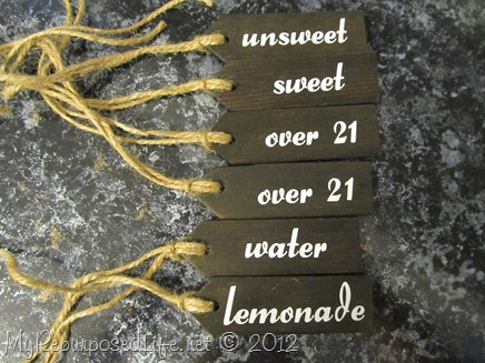 vinyl letters beverage tags (stained) (4)