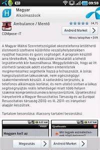 Magyar Alkalmazások screenshot 1