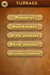 Topo Netherlands screenshot 4