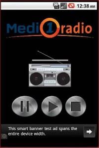 RADIO MEDI 1 screenshot 0