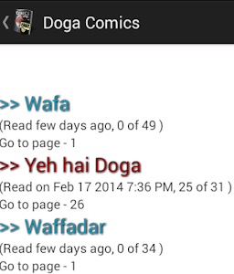 Read Free Comics - Hindi & Eng screenshot 2