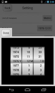 BLE_HRM screenshot 2