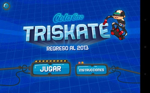 Triskate screenshot 0
