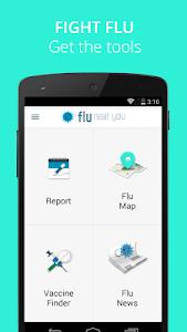 Flu Near You screenshot 0