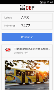 OBP - Ônibus Brasil Placas screenshot 2