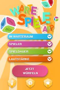 Warte-Spiele-App screenshot 0