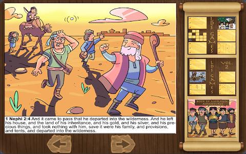 LDS Game Bundle Storybook screenshot 5