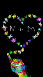 Draw Flowers Names shapes art screenshot 9