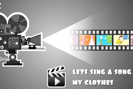 My clothes - Lets sing a song screenshot 2