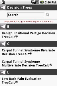 MedCalc 3000 Neurology screenshot 5