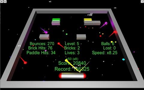 Powerball Arcade (3D Arkanoid) screenshot 3