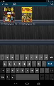 ComiCat (Comic Reader/Viewer) screenshot 2