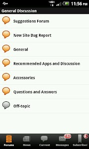 theMikMik Forums (Free) screenshot 3