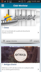 Movistar screenshot 4