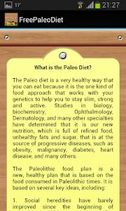 Paleo Diet Secrets screenshot 2