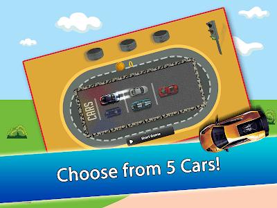 2 Cars 2 Lanes - Don't Crash! screenshot 13
