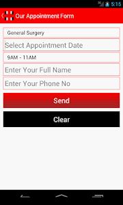 Trimurti Hospital screenshot 2