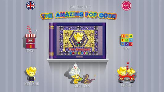 The Amazing Pop Corn screenshot 0