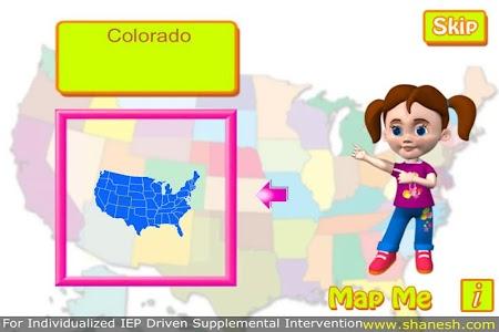 Map Me - Autism Series screenshot 7