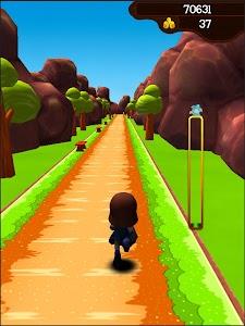 Dorae Run - Cute 3D runner screenshot 3