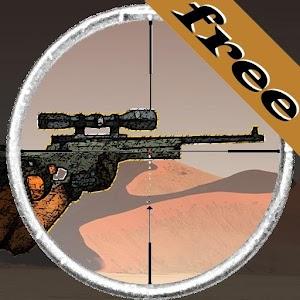 Sniper vs terrorism: oil war