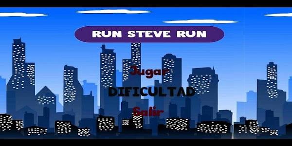 Run Steve Run screenshot 3
