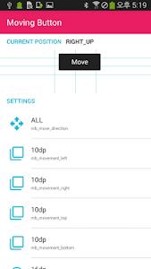 [Open Source] Moving Button screenshot 1