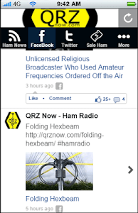 QRZ Now Ham Radio - Premium screenshot 1