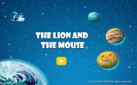 The Lion and The Mouse screenshot 2