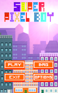 Super Pixel Boy-Free screenshot 10