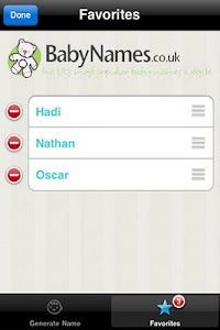 Baby Name Generator screenshot 4