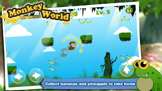 Monkey World screenshot 3