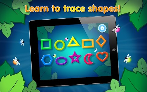 Shapes and Robots Tracing Lite screenshot 8