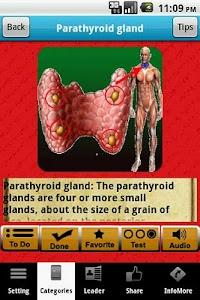 3D Body Anatomy Doctor LITE screenshot 1