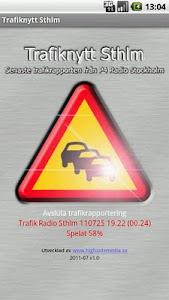 Trafiknytt Sthlm screenshot 0