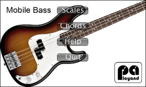 Mobile Bass screenshot 0