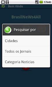 Brazil NeWs 4 All screenshot 1