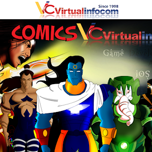 Comics design India screenshot 10