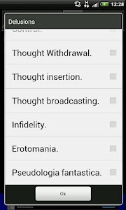 Mental Status Examination DS screenshot 2