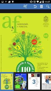 Agronomía y Forestal UC screenshot 1