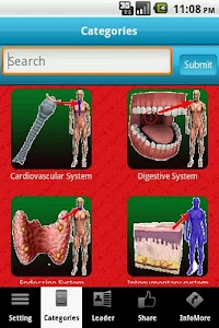 3D Body Anatomy Doctor PRO screenshot 0